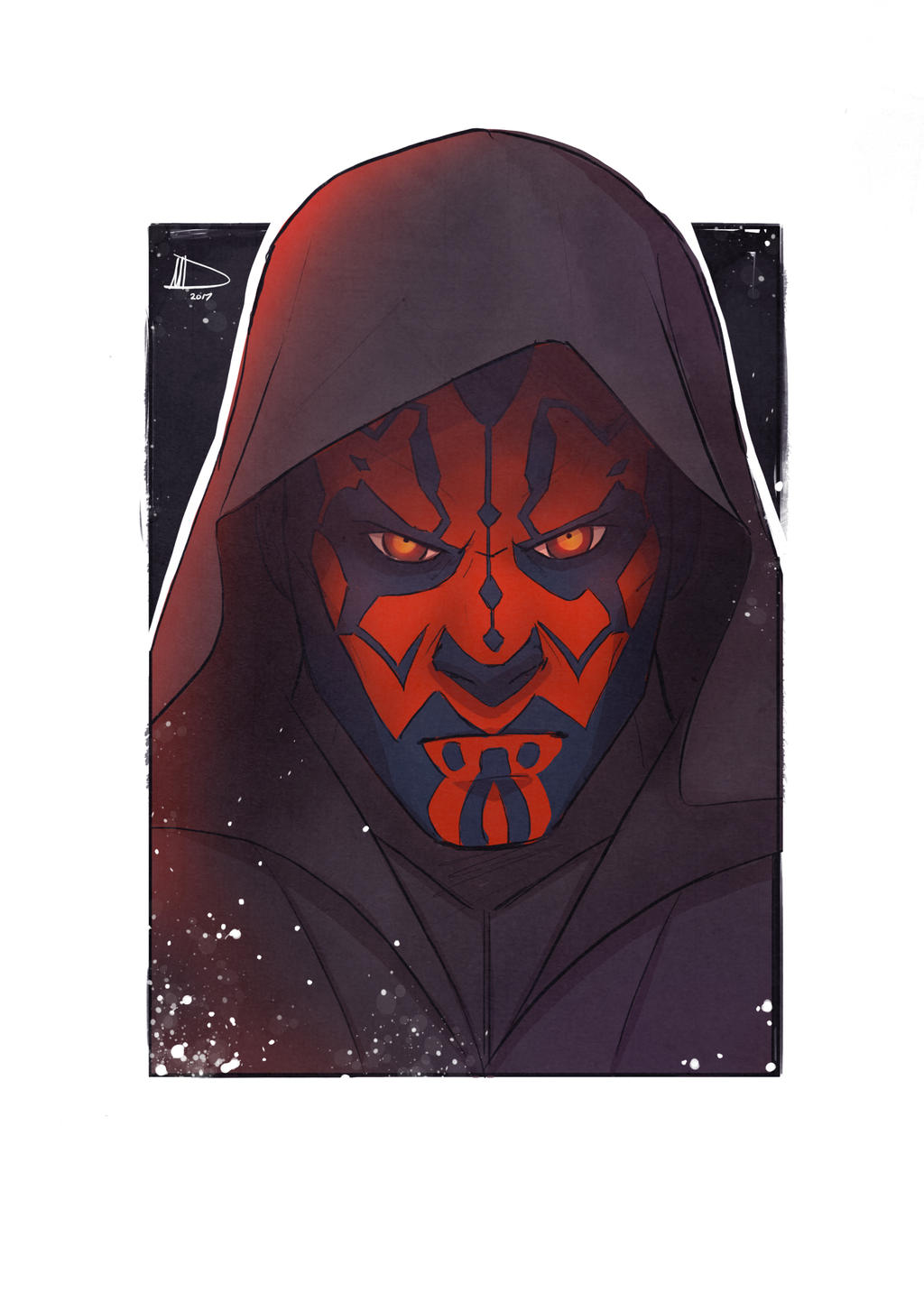 Darth Maul by Future-Infinity