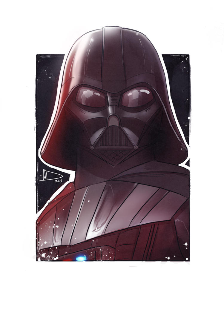 Darth Vader by Future-Infinity