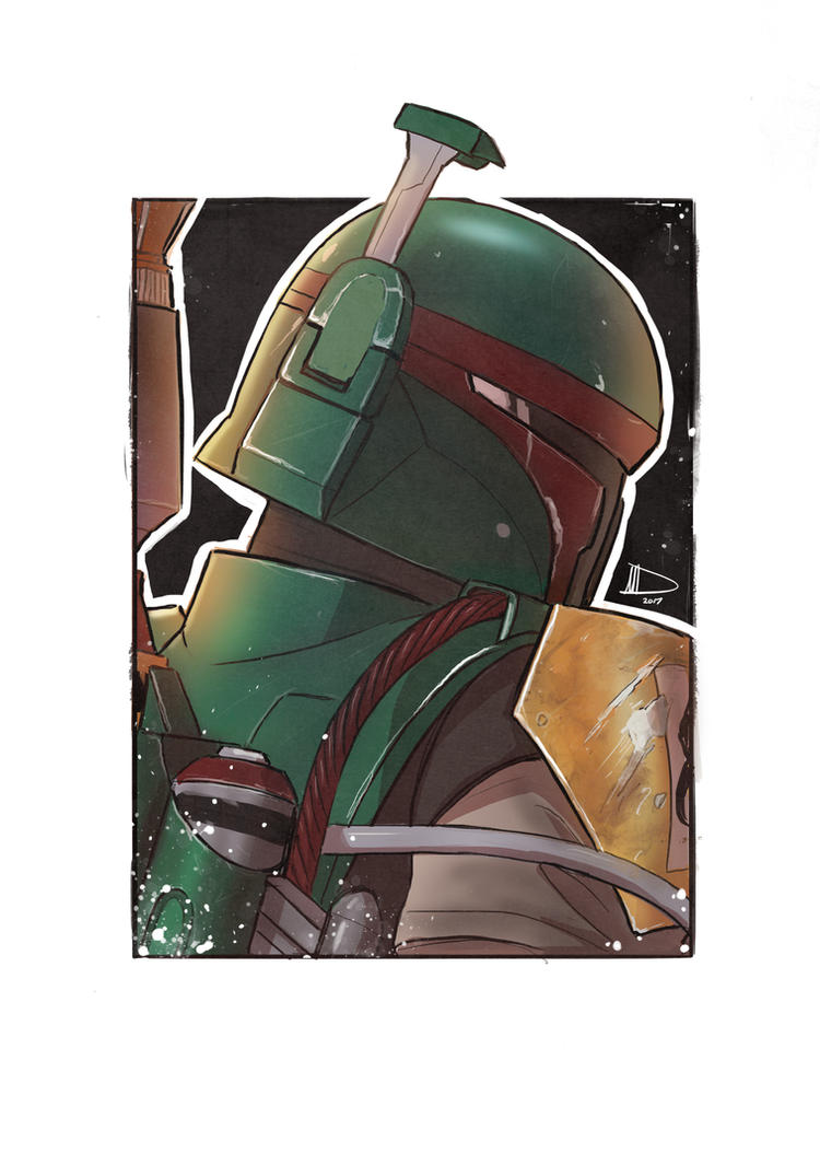 Boba Fett by Future-Infinity