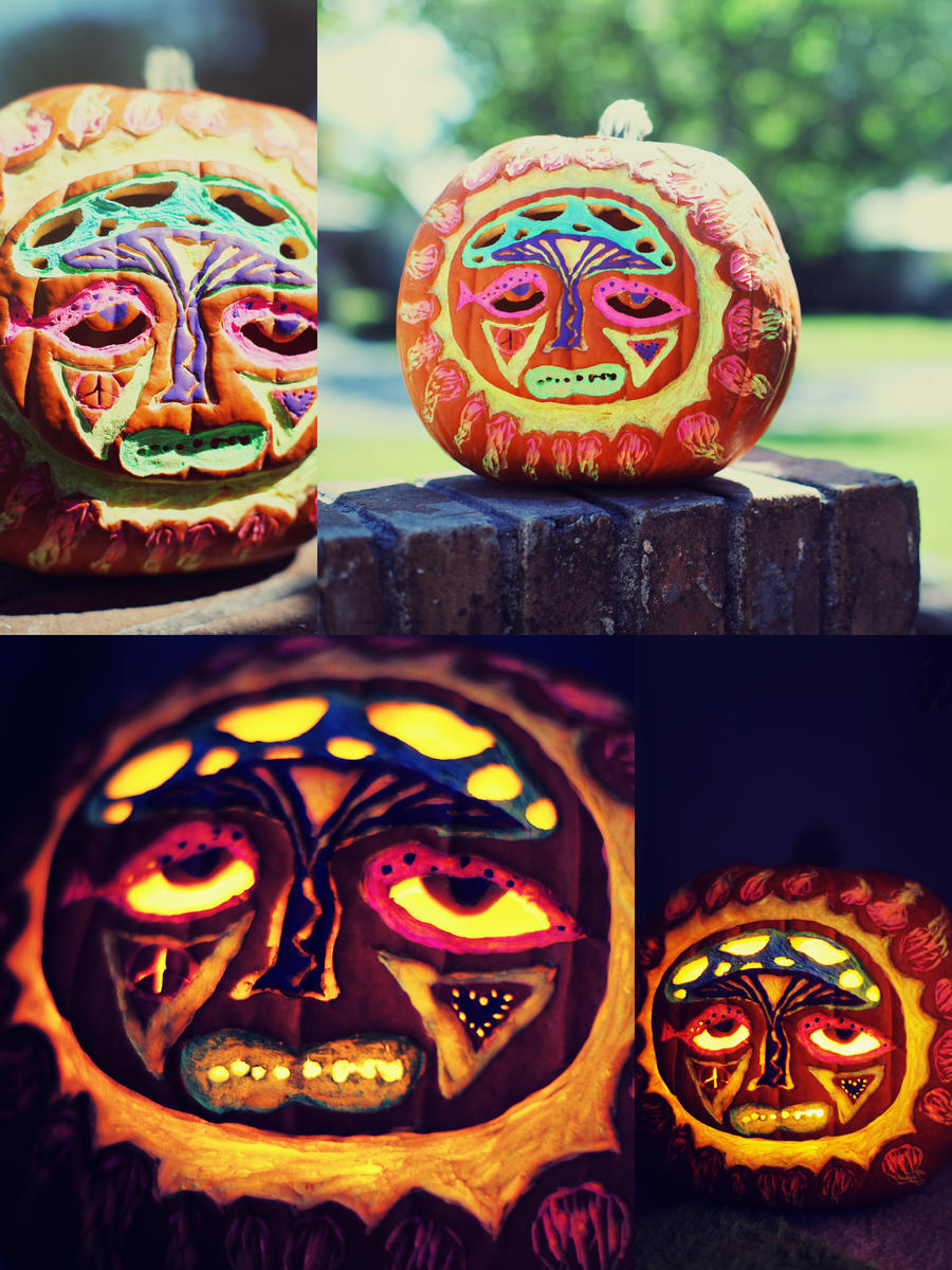 Sublime Pumpkin by AliWithAnEye