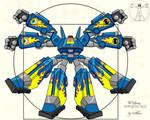 The Vitruvian Megas