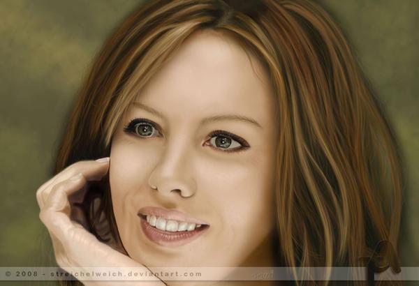 Kate Beckinsale Digital