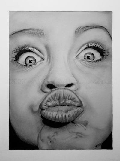 Smooch by TinasArtwork