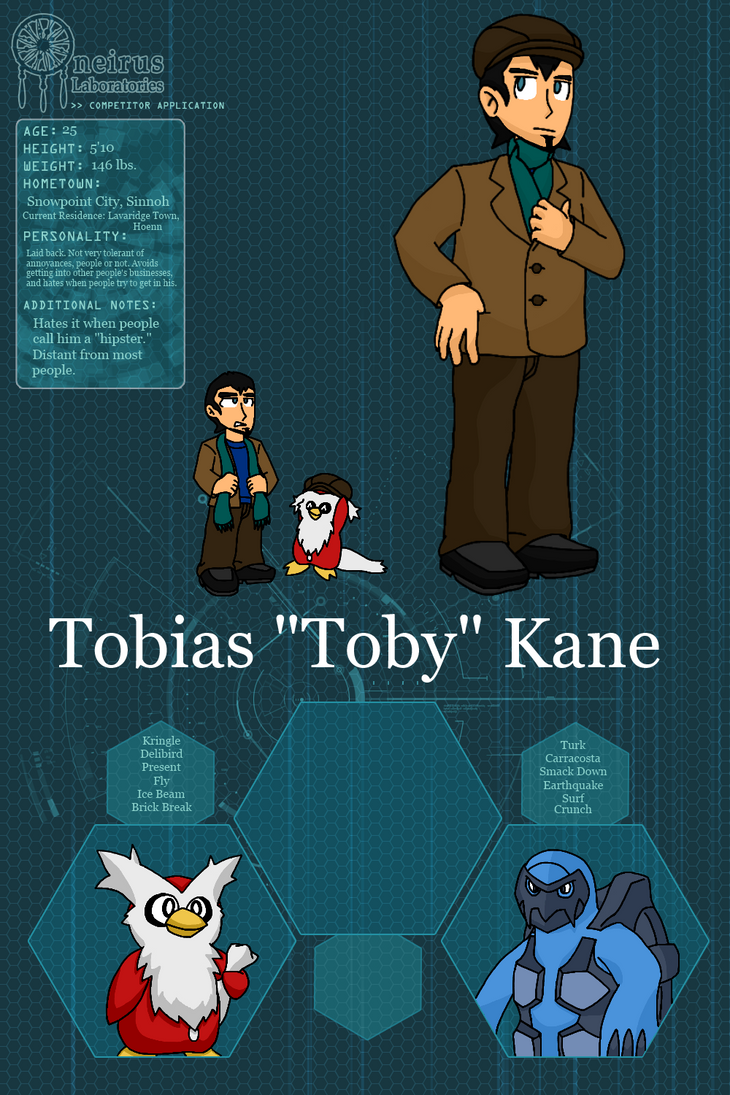 tobias single parents Tobias whale is an african  whale kidnapped halo and violet harper's parents in an attempt to  it is unknown whether or not tobias was ever associated.