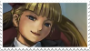 Human Beatrice Stamp by amaiawa