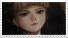 Beatrice the Golden Witch Stamp by amaiawa