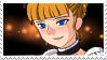 Chick Beatrice Stamp by amaiawa