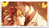 Beatrice and Battler Stamp by amaiawa