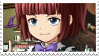 Young Ange Stamp by amaiawa