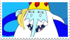 Ice King Banana Phone Stamp by amaiawa