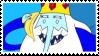 Ice King Banana Phone Stamp