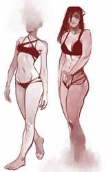 2 girls by Vetyr