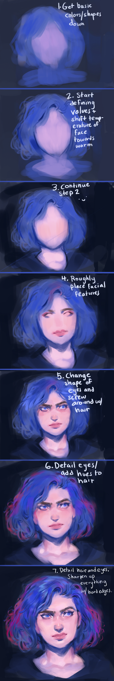 Process for that other piece by Vetyr