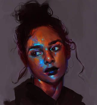 Bolt of blue by Vetyr