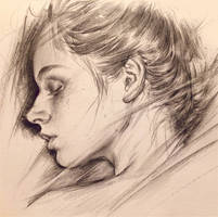 Sketch from a few days ago by Vetyr