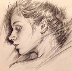Sketch from a few days ago