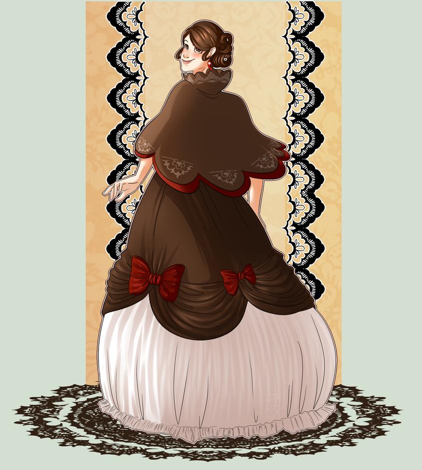 Miss Schwarzwald Cake by Lolita198