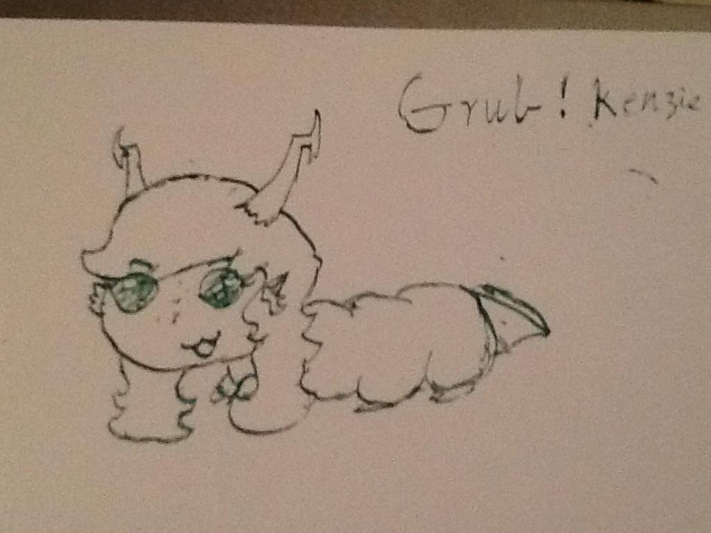 Grub!kenzie :3 by mackmack2424
