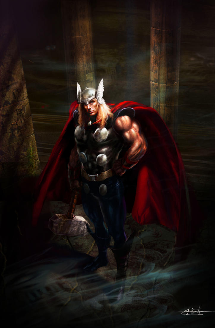 thor 2 by rudyao