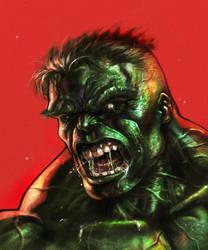 hulk 4 by rudyao