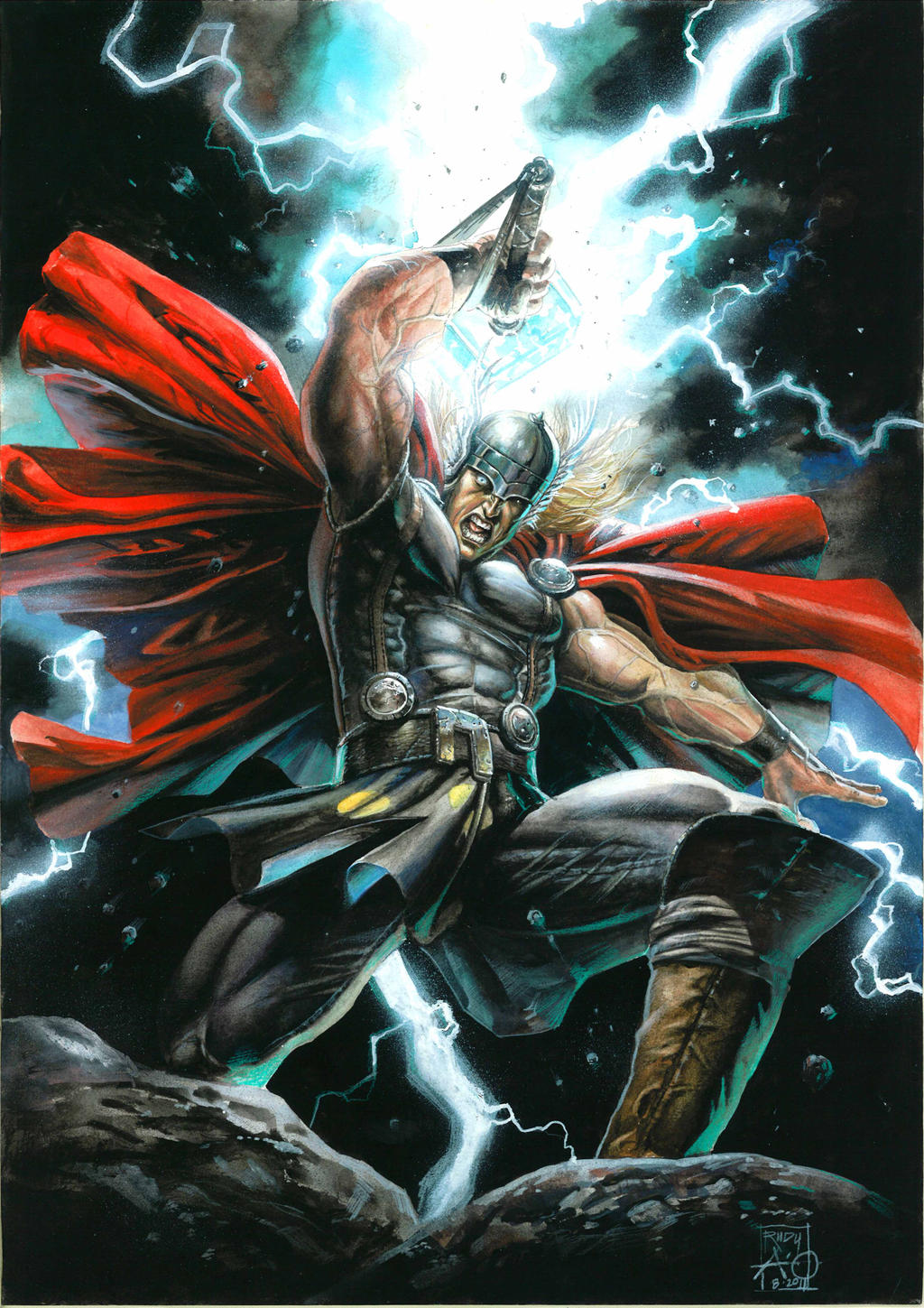 rages of thor