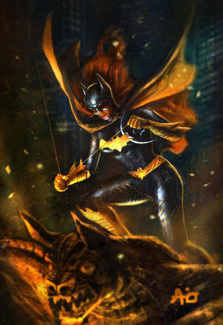 batgirl 52 by rudyao