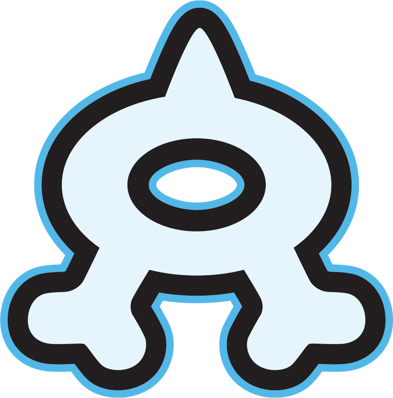Logo For Team Aqua By Allpokemonarts On Deviantart