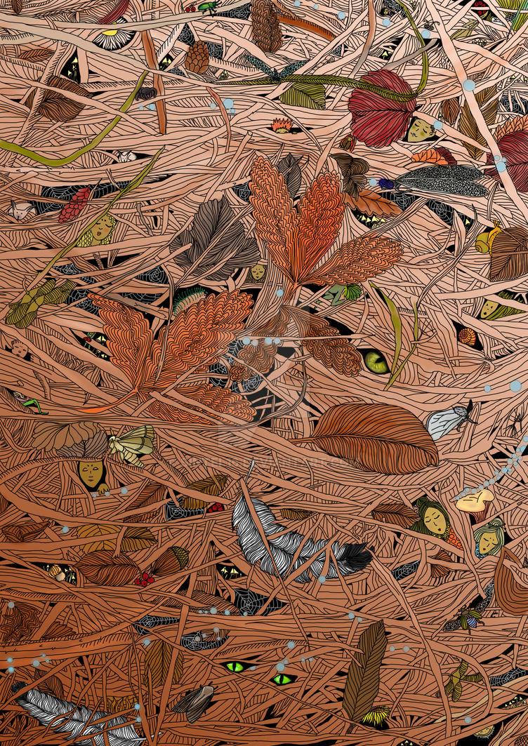 Autumn Dreams by sintel16