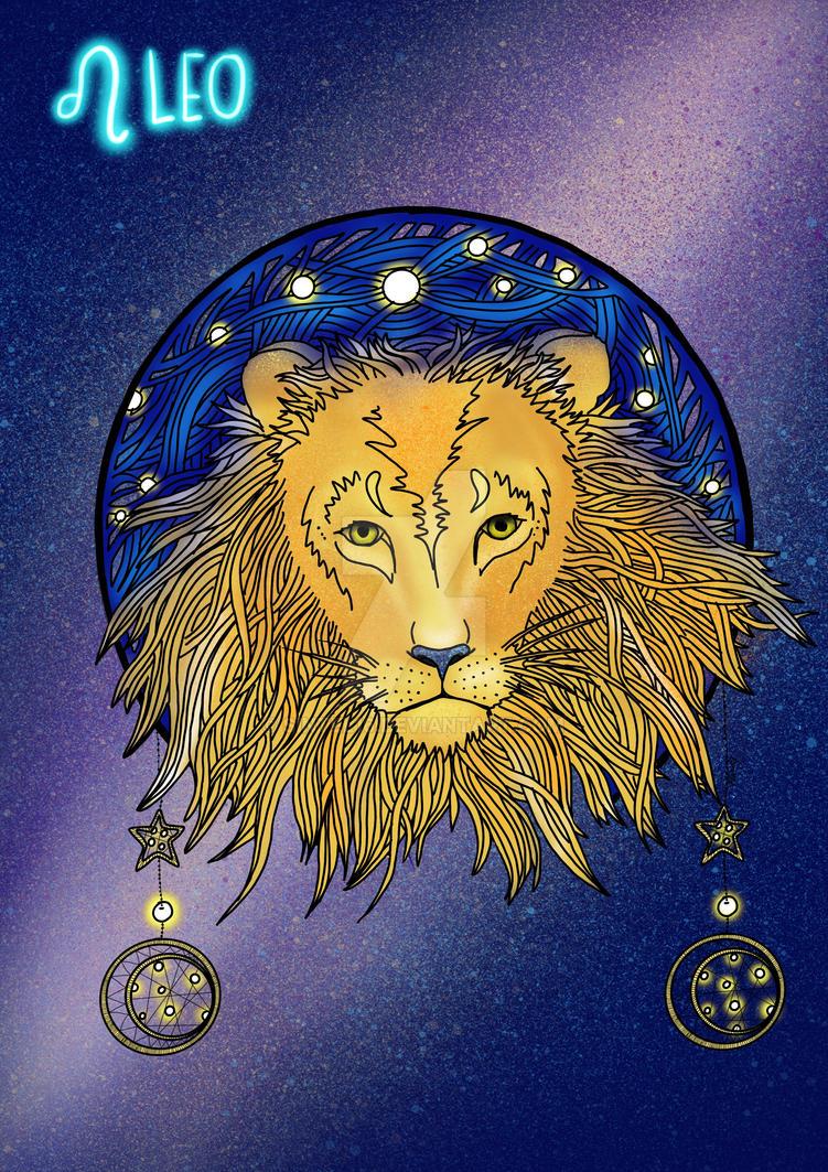 Zodiac-Leo by sintel16