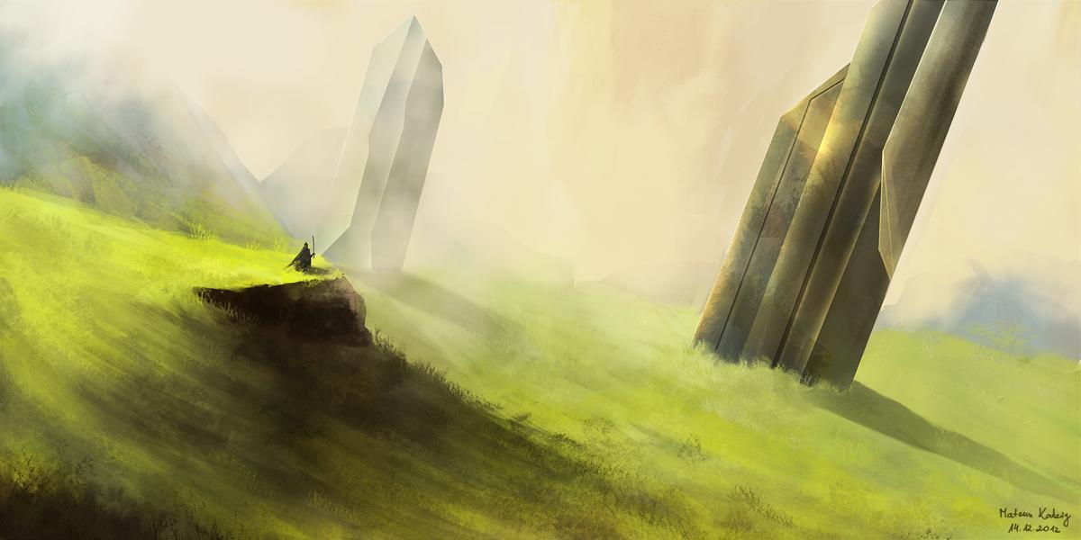 Stranger in a strange land by Narholt