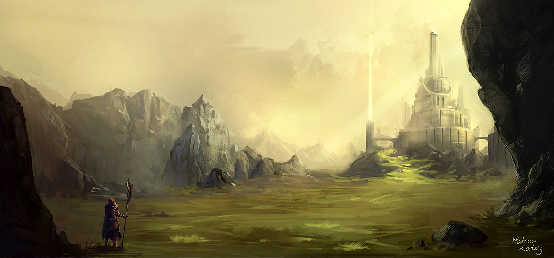 Watchers' Tower by Narholt