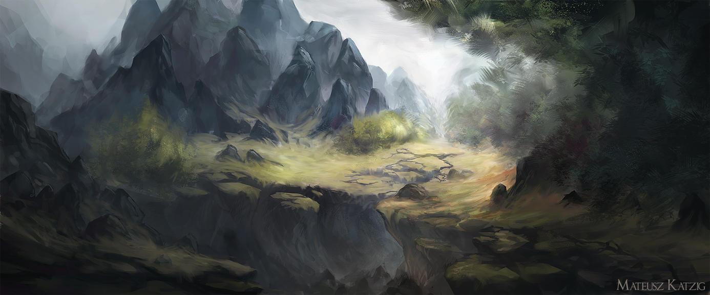 Territoire du Clan de la Terre Cracked_valley_by_narholt-d7m3bpu