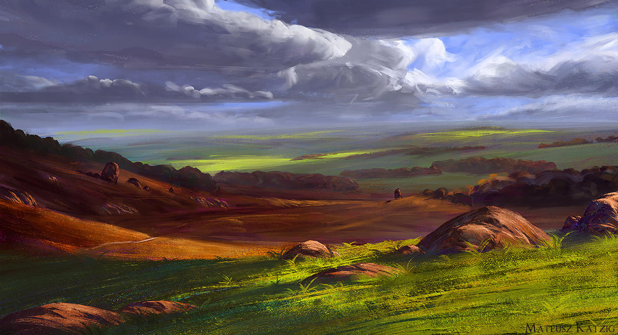 Highlands by Narholt