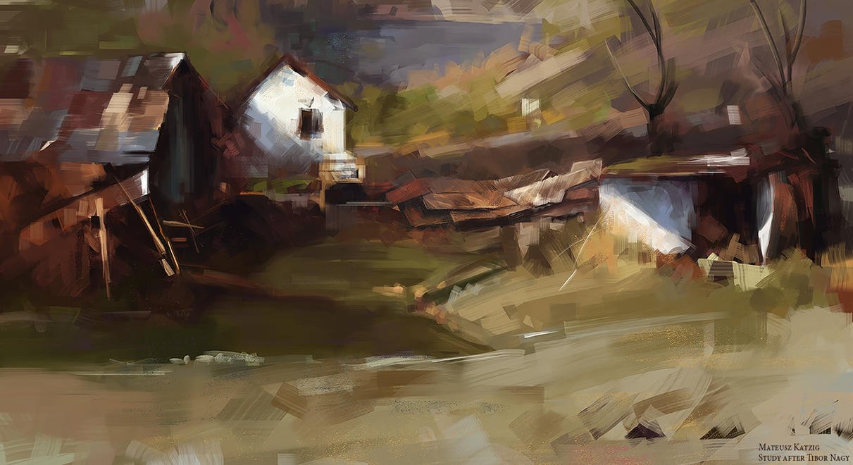 Tibor Nagy study 2 by Narholt