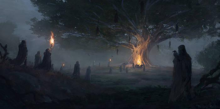 Odin's tree