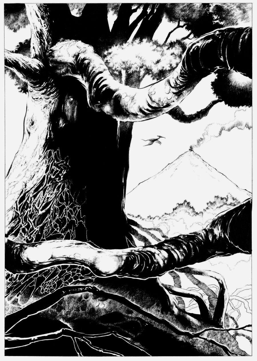 Savage Comics by quahkm