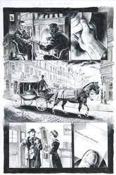 Sherlock Holmes Test Page by quahkm