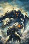 Dark Souls Anthology Cover