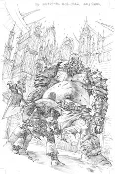 Dark Souls : Winter's Spite Issue 2 Cover