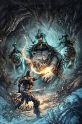 Dark Souls : Winter's Spite Issue 3 Cover