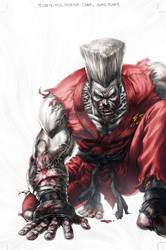 Tekken 04 cover