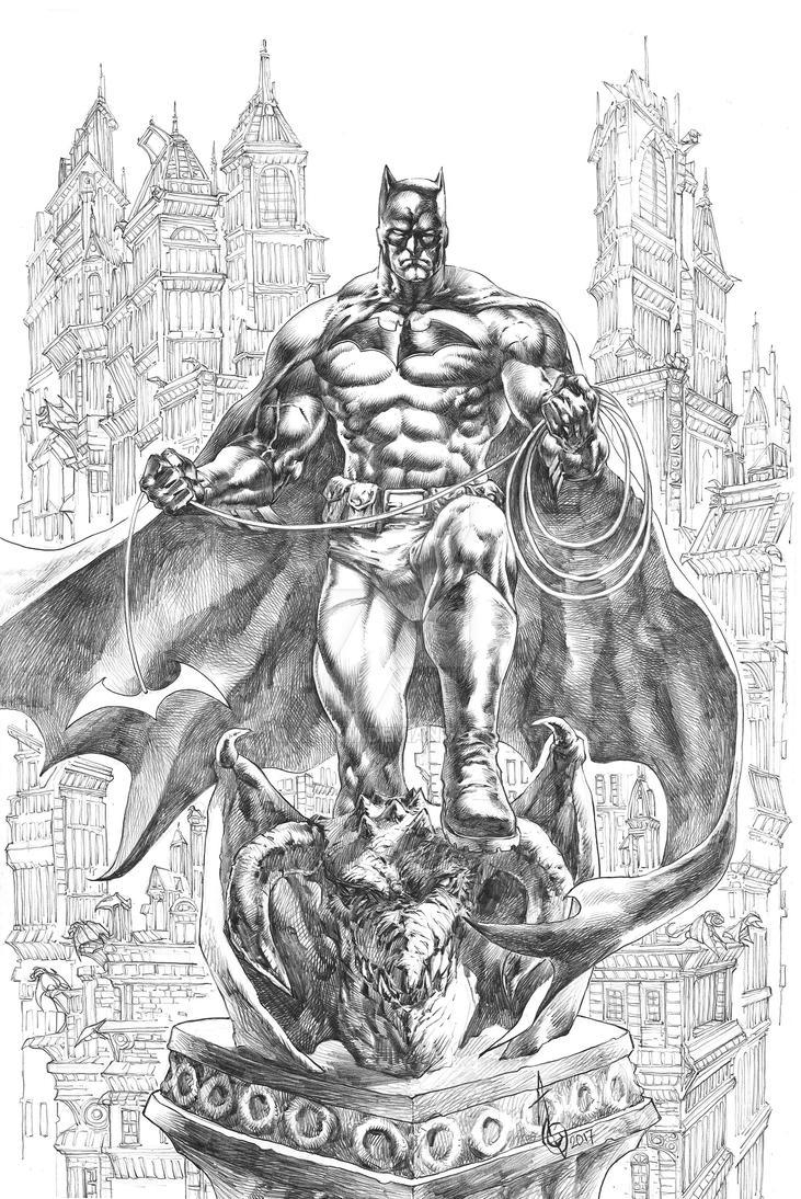 Royal Selangor Batman by quahkm