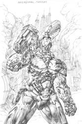 Quake Champions Issue 4 Cover
