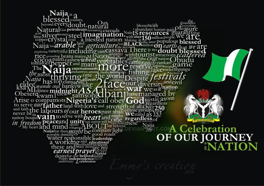 Naija's 50th Anniversary by mekoyor