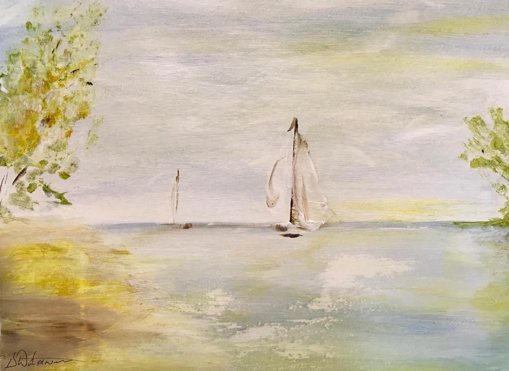Lakes la Degas by RickWaterman