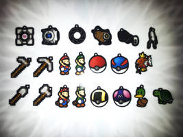 Magikarp! Pokeballs! Minecraft! Portal!