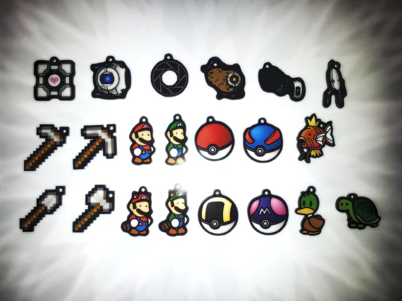 Magikarp! Pokeballs! Minecraft! Portal! by DivineJayce