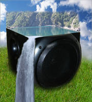 Lake on top of my bass