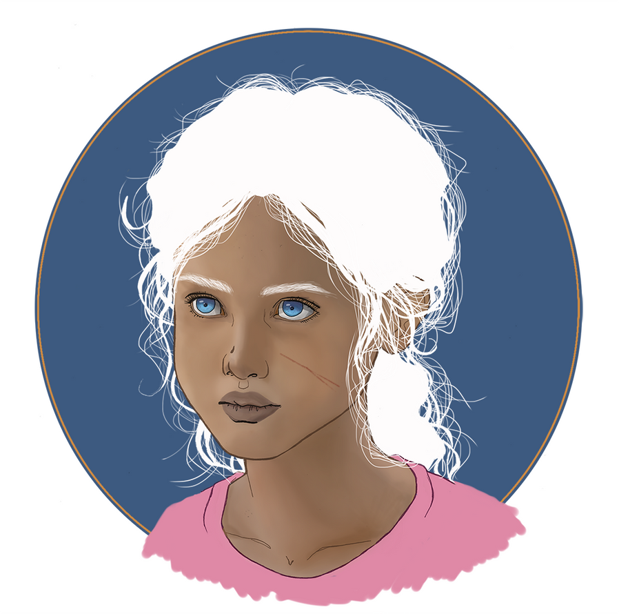 Young Rose Wilson by VoxVulpina
