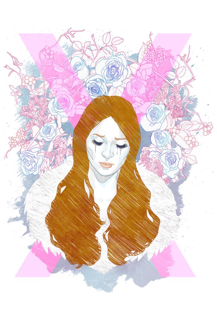 Sansa Stark by VoxVulpina